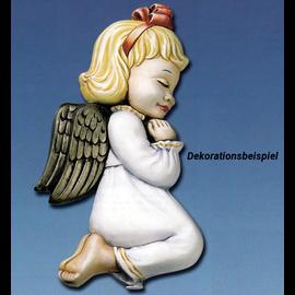 Modellieren Giessform Engelmädchen, Grösse 19 cm