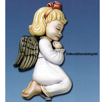 GIESSFORM / MOLDS ACCESOIRES Mould Angel girl, misura 19 cm