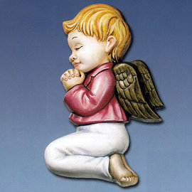 GIESSFORM / MOLDS ACCESOIRES Casting angel angel, misura 19 cm