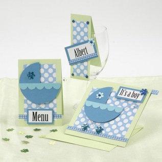 Karten und Scrapbooking Papier, Papier blöcke For designing cards, scrapbooks, albums, collages, packaging and much more!