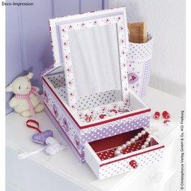 Una meravigliosa collezione di tessuti di zia Ema.