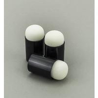Accessori per timbri: daubers in spugna a punta di dito, 3 pezzi
