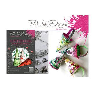 CREATIVE EXPRESSIONS und COUTURE CREATIONS Betoverend ontwerp, voor veel creatieve ontwerpen! Pink INk Design van Creative Expressions.