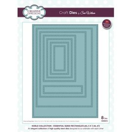 CREATIVE EXPRESSIONS und COUTURE CREATIONS Snij sjablonen, frames, decoratieve frames