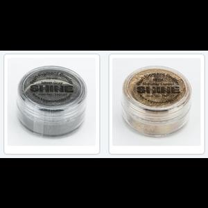 FARBE / MEDIA FLUID / MIXED MEDIA Poudre de pigment mica, choix en 2 couleurs, dans un emballage de 10 ml