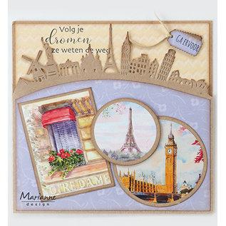 Joy!Crafts / Jeanine´s Art, Hobby Solutions Dies /  Per punzonare con una punzonatrice per creare effetti sorprendenti per le tue carte, decorazioni e pagine di album
