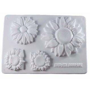 Modellieren Benodigde materiaal ca. 380 g Gietmateriaal of te gebruiken voor chocolade