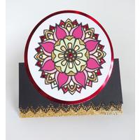 Stanzschablonen,  Marianne Design, LR0614, Mandala
