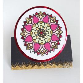 Marianne Design Stanzschablonen,  Marianne Design, LR0614, Mandala