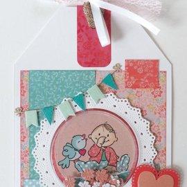 Marianne Design Cutting dies, Marianne Design, Shaker Doily, CR1474