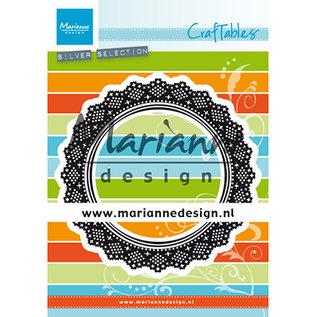 Marianne Design Voor ponsen met een ponsmachine om verbluffende effecten te creëren voor uw kaarten, decoraties en plakboekpagina's.