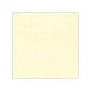 Karten und Scrapbooking Papier, Papier blöcke Carton de lin 240 GSM, 5 pièces, couleur crème