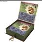 Objekten zum Dekorieren / objects for decorating Voor het lamineren met stoffen, papieren, servetten, vilt of om te schilderen!