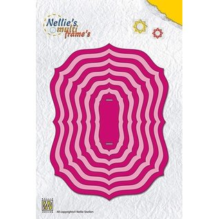Nellie Snellen For punching with a punching machine to create stunning effects for your cards, decorations and scrapbook pages.