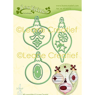 Leane Creatief - Lea'bilities und By Lene For punching with a punching machine to create stunning effects for your cards, decorations and scrapbook pages
