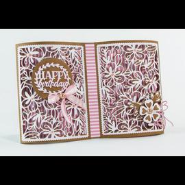 Tonic Studio´s Plantillas de corte:  Tonic patterned panels - 1332e