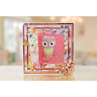 Tattered Lace Voor ponsen met een ponsmachine om verbluffende effecten te creëren voor uw kaarten, decoraties en plakboekpagina's.