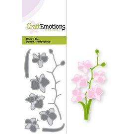 Leane Creatief - Lea'bilities und By Lene Cutting dies , Orchid, 5x10cm