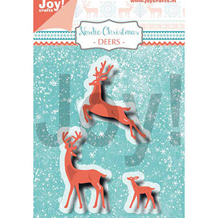 Joy!Crafts / Jeanine´s Art, Hobby Solutions Dies /  For punching with a punching machine to create stunning effects for your cards, decorations and scrapbook pages