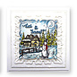 CREATIVE EXPRESSIONS und COUTURE CREATIONS Stamp, Christmas, Winter by creative Expressions