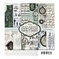 CREATIVE EXPRESSIONS und COUTURE CREATIONS Paper Block - Gentleman's Emporium, 152.4 x 152.4mm