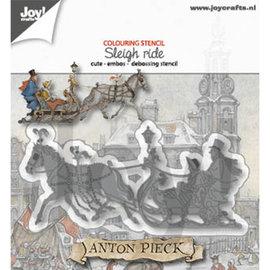 Joy!Crafts / Jeanine´s Art, Hobby Solutions Dies /  Stanzschablonen,  zum Stanzen mit einer Stanzmaschine, um atemberaubende Effekte für Ihre Karten, Dekorationen und Scrapbook-Seiten zu erstellen.