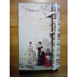 """LaBlanche LaBlanche, carta da disegno 30,5 x 30,5 cm, """"La Mode Illustree"""""""