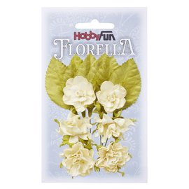 Stamperia und Florella Embellishments: Blumen , diese Blumen verleihen all Ihren Papier-Bastelprojekten die perfekte Note!