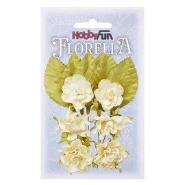 Stamperia und Florella Versieringen: bloemen, deze bloemen geven al uw papieren knutsel, projecten de perfecte touch!