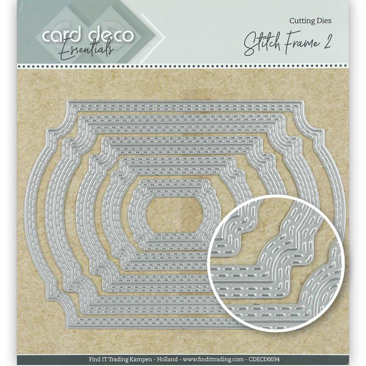 Geschenk Label Nähen Rahmen Metal Cutting Dies Scrapbooking Cards Stanzschablone