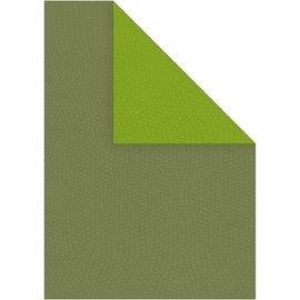 Karten und Scrapbooking Papier, Papier blöcke Tekstureret pap, A4 21x30 cm, 250 gr, i farvevalg