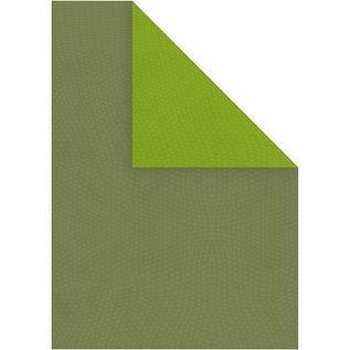 Karten und Scrapbooking Papier, Papier blöcke Textured cardboard, A4 21x30 cm, 250 gr, in color selection