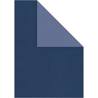 Karten und Scrapbooking Papier, Papier blöcke Carton texturé, A4 21x30 cm, 250 gr, en sélection de couleur
