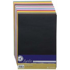 Karten und Scrapbooking Papier, Papier blöcke Juego de papel, papel de colección A4, 48 hojas.