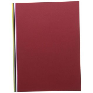 Karten und Scrapbooking Papier, Papier blöcke Papierset, A4-verzamelpapier, 48 vellen