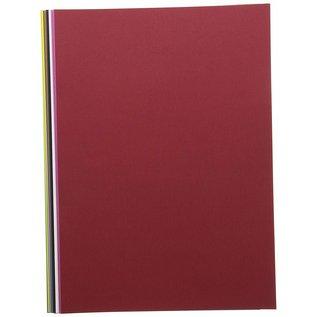Karten und Scrapbooking Papier, Papier blöcke Set de papier, papier de collection A4, 48 feuilles