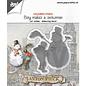 Joy!Crafts / Jeanine´s Art, Hobby Solutions Dies /  Stanzschablonen,  Jungen mit Schneemann