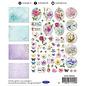 Embellishments / Verzierungen NOUVEAU! Embellissements, 45 pièces, pour la conception sur cartes, albums, scrapbooking et bien plus encore!