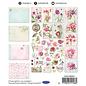 Embellishments / Verzierungen Embellishments, 45 Teile, zur Gestaltung auf Karten, Alben, Scrapbook und vieles mehr!