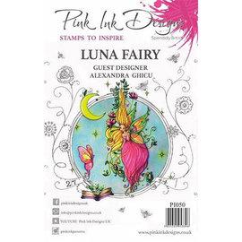 CREATIVE EXPRESSIONS und COUTURE CREATIONS Timbro, A5, Fata Luna, fata