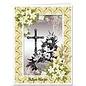 BASTELSETS / CRAFT KITS Craft Kit, per 6 carte Passepartout con ritagli di carta