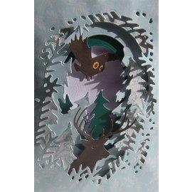 Crafter's Companion Plantillas de corte  de Docrafts Xcut para diseño de imágenes, motivos forestales - de nuevo en stock
