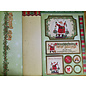 Hunkydory Luxus Sets Vintage Christmas, Hunkydory, luxe kaarten Craft Kit