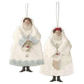 Tilda Tilda materialesæt Vintage Santas