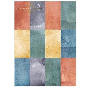 Karten und Scrapbooking Papier, Papier blöcke Sæt kort og scrapbogspapirer, 5 x ark 200 g / m2, A4 (dobbeltsidet) + 1 x A4 ark med etiketter 200 g / m2