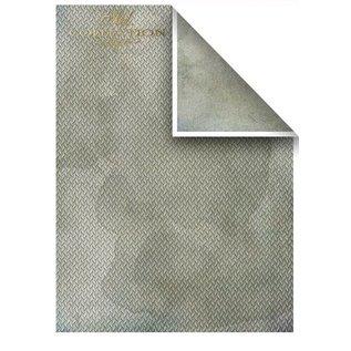 Karten und Scrapbooking Papier, Papier blöcke Set Karten und Scrapbooking Papiere, 5 x Blatt 200 g/m2, A4 (doppelseitig)