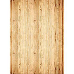 Karten und Scrapbooking Papier, Papier blöcke Sortiment med kortlager Vintage, bambus, jute, beige / brun