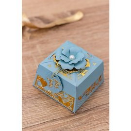 "Gemini Stencil Box di Gemini Dimensionals ""Gift Box"""