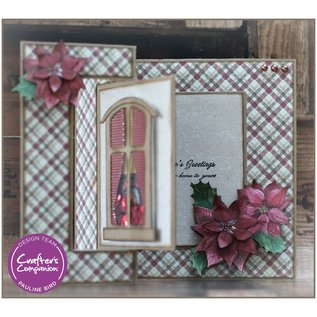 Crafter's Companion cutting dies, Anja's lacy folding: square - Copy