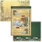 """Hunkydory Luxus Sets Hunkydory Luxus Karten Sets, in AUSWAHL, EXTRA aus der Kollektion """"Christmas Classics"""" + 4 Doppelkarten + Perlen und 3D Pads,   zur Gestaltung von 4 Karten!"""